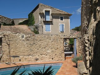 Maison Bouleau - stone house with private pool - Saint-Nazaire-de-Ladarez vacation rentals