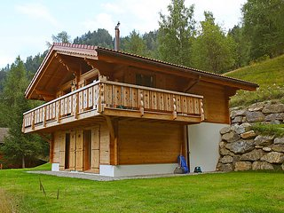 3 bedroom Villa in Ovronnaz, Valais, Switzerland : ref 2296543 - Ovronnaz vacation rentals