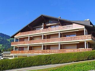 3 bedroom Apartment in Villars, Alpes Vaudoises, Switzerland : ref 2300490 - Villars-sur-Ollon vacation rentals