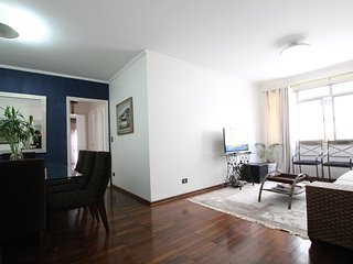 3 bedroom Apartment with Internet Access in Sao Paulo - Sao Paulo vacation rentals