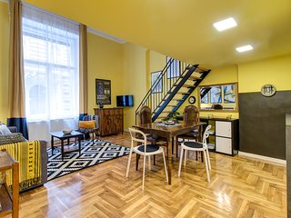 New Spain - Budapest vacation rentals