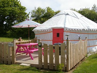 Poppy Yurt - Goonhavern vacation rentals