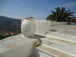 A Renovated old island house with great view. - Andros Town vacation rentals