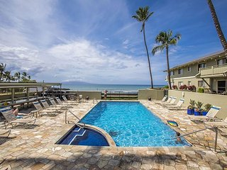 Shores of Maui #105 Steps from Charley Young Cove, 2/2, Full A/C, Sleeps 6 - Kihei vacation rentals