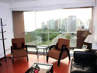Amazing  aparmtment with panoramic Ocean view - Lima vacation rentals