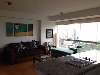 Beautiful ocean view apartment - Lima vacation rentals