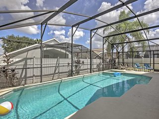 NEW! 6BR Kissimmee Villa w/Private Pool & Lanai! - Four Corners vacation rentals