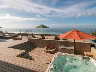 3BR, 2BA Classic Gold Coast Home in Faria Beach with Panoramic Ocean Views - Ventura vacation rentals