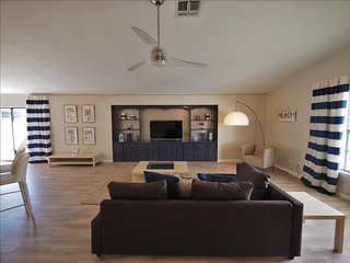 Coastal Beach House with screened pool - Naples vacation rentals