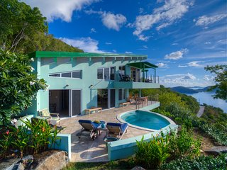 Seaglass Villa, Nail Bay, Virgin Gorda (Owner Rep) - Nail Bay vacation rentals