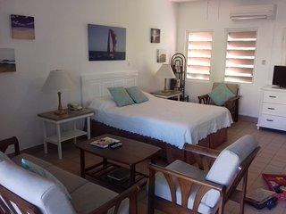 Dickenson Bay. Newly Renovated Villa! On Beach! - Saint Mary vacation rentals