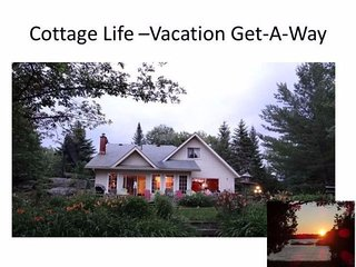 Cottage Vacation Get-Away Honey Harbour - Honey Harbour vacation rentals