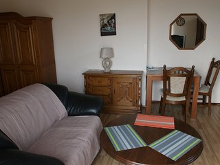 Studio apartment - garden view  at Klaipeda-Apartments - Klaipeda vacation rentals