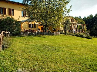Lovely 9 bedroom Villa in Cicogna - Cicogna vacation rentals