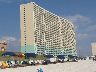 Wyndham PCB BEACH RESORT amazing ocean view sleeps 8 Panama City Beach 50% off - Panama City Beach vacation rentals