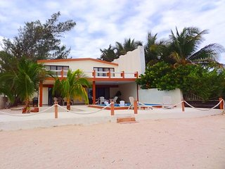 Perfect House with Internet Access and Water Views - Chicxulub vacation rentals