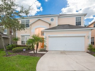 Large 6 bedroom luxury villa with 2 master suites. SEB1045 - Kissimmee vacation rentals