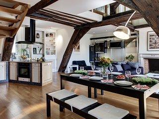 Apartment Choux Paris apartment 3rd arrondissement, flat to rent Paris 3rd arrondissement, 3 bedroom Paris apartment to let - 3rd Arrondissement Temple vacation rentals