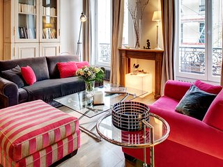 Parisian Terrace Apartment Paris apartment 2nd arrondissement, 2 bedroom short term rental Paris, central Paris flat to let, holiday rental Paris - 2nd Arrondissement Bourse vacation rentals