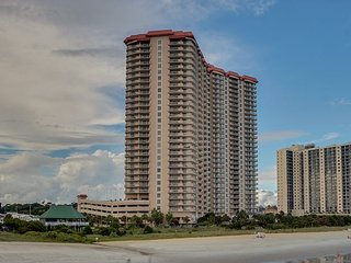 Beautiful 3 bedroom ocean view condo located within Kingston Plantation - Myrtle Beach vacation rentals