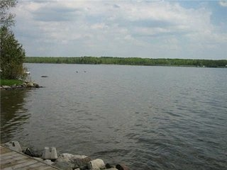 4 BR Beautiful Lakefront Cottage ,  15 Sleeps In Kirkfield (1 Hr From T.O) - Kirkfield vacation rentals