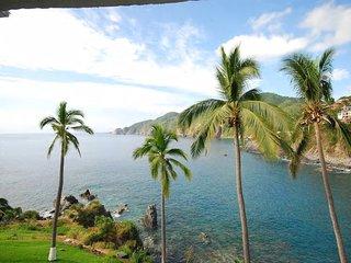 Condo Vida del Mar - Oceanfront!!! - Manzanillo vacation rentals