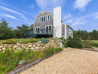 MCCUS - Lovely Waterview, Bike or 2 Minute Drive to South Beach, 5 minutes to - Edgartown vacation rentals