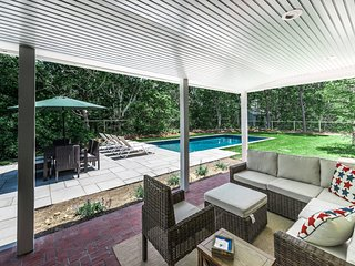 LUCCA - Newly Updated, Luxury Interior, Heated Pool,  Screened Porch - Edgartown vacation rentals