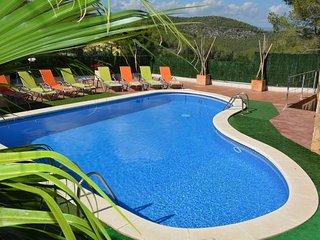 Villa Amores a 8 minutos de Sitges. Piscina XXL. Terrace 300 M2. Bar, Chill, etc - Sant Pere de Ribes vacation rentals