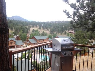 Crow's Nest, epic mountain views, walk to town - Estes Park vacation rentals