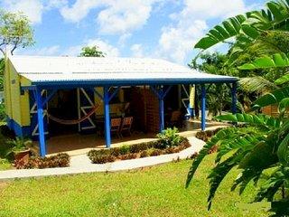 PROMO Résidence les palmiers Bungalows 2 - La Trinite vacation rentals