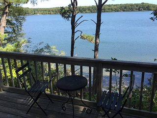 Lake Front House with Private Beach - Cotuit vacation rentals