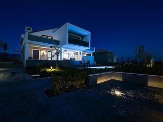 Luxurious Villa Flavia with Seaview, Swimming Pool - Novalja vacation rentals