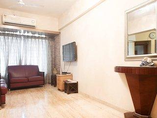 Full 3 BHK AC apartment near IIT Powai,Vikhroli - Mumbai (Bombay) vacation rentals