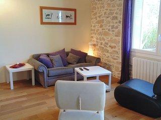 Maison proche de Sommières avec jardin au calme - Saint-Clement vacation rentals
