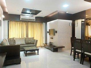 One room in 3 BHK near NESCO, Andheri on JVLR - Mumbai (Bombay) vacation rentals