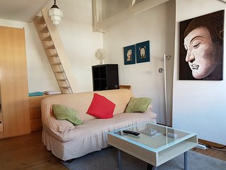 Charming Top-Floor Jordaan Apartment - Amsterdam vacation rentals
