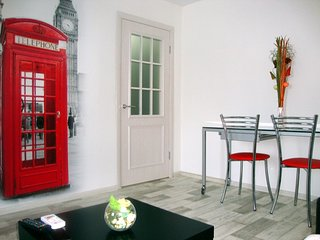 London style apartment in the city center - Samara vacation rentals
