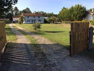 Maison de charme entre Bordeaux et Arcachon - Lugos vacation rentals