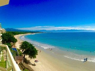 Beachfront Condo, Open your door to surf and paddle board! - Punta de Mita vacation rentals