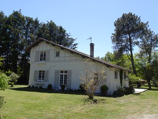 Charming Landes Villa next to Forest & Nr.Beach. - Mezos vacation rentals