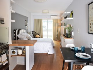 Superb Studio roof top pool/ free washer/bbq - Buenos Aires vacation rentals