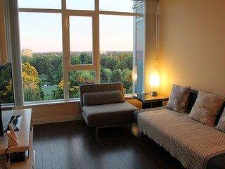 Convenient 1BD/1BA apt next to Sheraton Hotel - Richmond vacation rentals