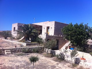 Stone house on Michaliou Kipos - Afiartis vacation rentals