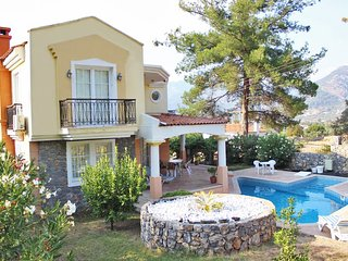 Three bedroom secluded villa for 6 people - Yesiluzumlu vacation rentals