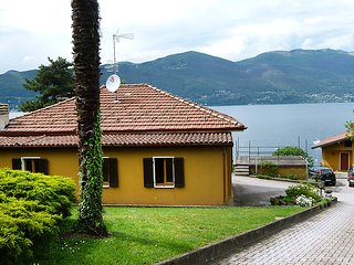 Nice House with Television and Microwave - Castelveccana vacation rentals