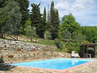 1 bedroom House with Internet Access in Badia a Passignano - Badia a Passignano vacation rentals