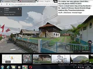 tomohon homestay apeles'z house - Tomohon vacation rentals