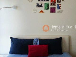 RCH64 Hua Hin 2 Bedroom Condo For Rent - Hua Hin vacation rentals