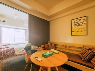 KM 1 Bedroom Apartment near Kyoto Station 9F - Kyoto vacation rentals